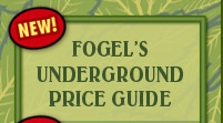 Fogel's Underground Price Guide